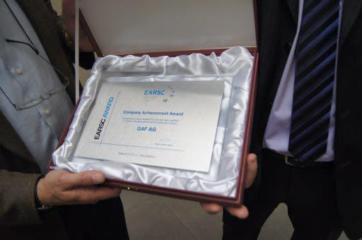 EARSC_award